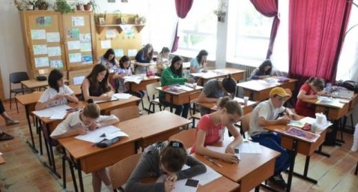 Elevii termina astazi cu evaluarile