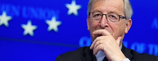 Jean Claude Juncker. FOTO consilium.europa.eu