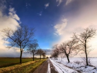 Iarna se incheie oficial