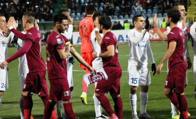 CFR Cluj joacă în etapa viitoare la Craiova