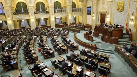 LEGEA GRAȚIERII, pe masa senatorilor juriști