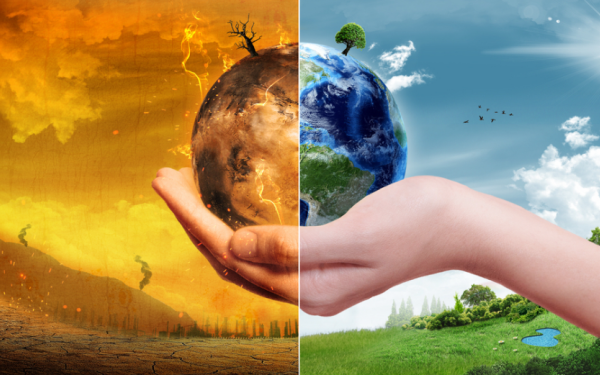 Temperatura maxima mondiala a fost atinsa in 2016