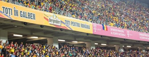 Peste 27.000 de oameni vor fi în tribune duminică pe Cluj Arena