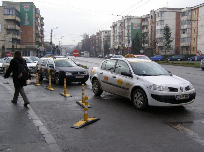 stand taxi foto citynews.ro