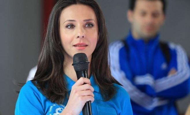 Andreea Răducan este una dintre cele mai medaliate gimnaste din România