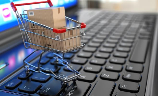 Romaniisunt cu mult in urma europenilor la capitolul cumparaturi online
