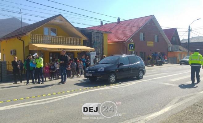 accident caseiu sursa foto dej24.ro
