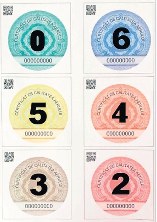 Cum vor arata stikerele, sursa foto: libertatea.ro