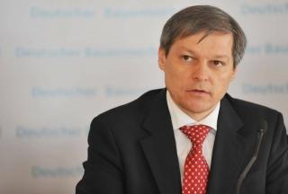 """Dacian Cioloş, la Cluj: """"Dacă nu ar fi fost situaţia creată de OUG 13, ar fi fost şanse mari ca anul acesta România să intre în spaţiul Schengen"""""""