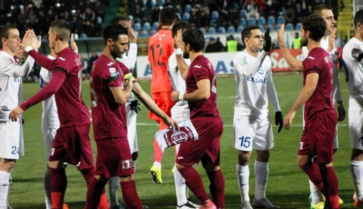 CFR Cluj este pe locul 3 în play-off / digisport.ro FOTO Arhivă