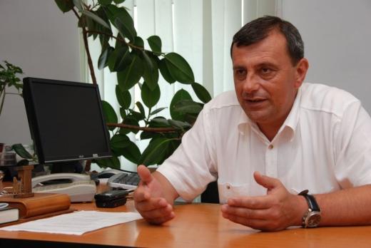 Primarul localităţii Floreşti, Horia Şulea
