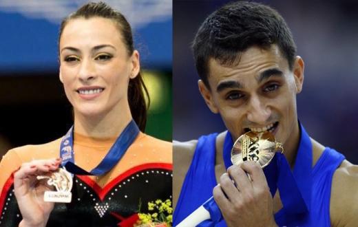 Cătălina Ponor şi Marian Drăgulescu, principalii favoriţi din partea României la medalii, în viziunea Cristinei Bontaş