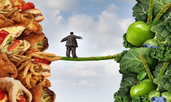 O cantitate mai mare de legume si fructe, in detrimentul altor mancaruri este de preferat