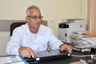 """Conf. dr. Nadim Al Hajjar: """"Oamenii trebuie să conştientizeze cât de important, sănătos şi generos este să doneze sânge"""""""