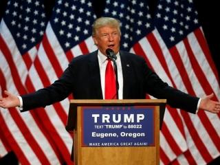 Trump sărbătorește primele 100 de zile