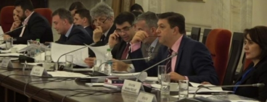 Comisia juridică din Senat a REVENIT asupra amendamentului privind GRAŢIEREA pedepselor pentru corupţie  sursa foto obiectiv.info