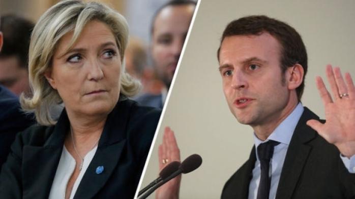 Acuzaţii dure în dezbaterea finală Macron - Le Pen  sursa foto romaniatv.net