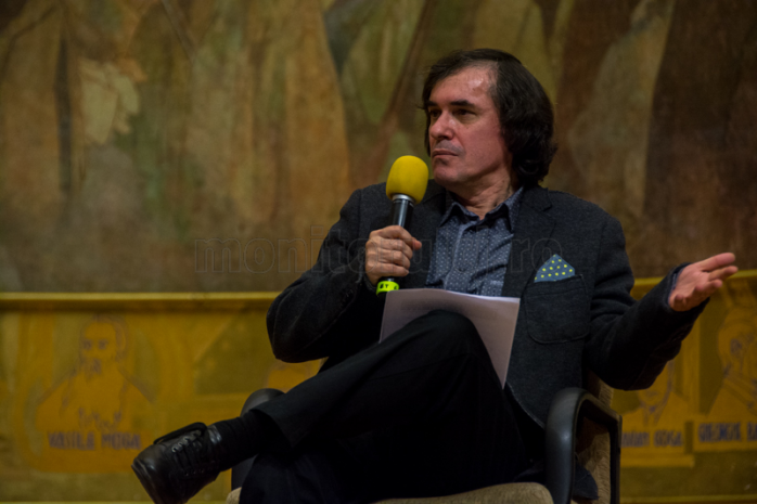 """Mircea Cărtărescu: """"Cu unele dintre textele mele care sunt în manualele şcolare nu mă mândresc"""""""