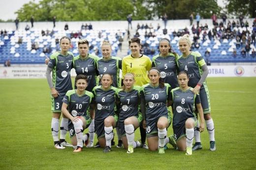 Olimpia Cluj, recent campioana României, se gândește la Champions League!