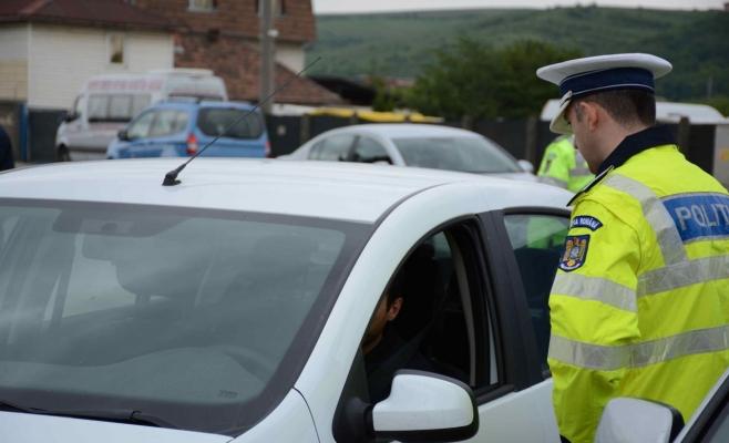 Şofer din Cluj reţinut pentru 24 de ore