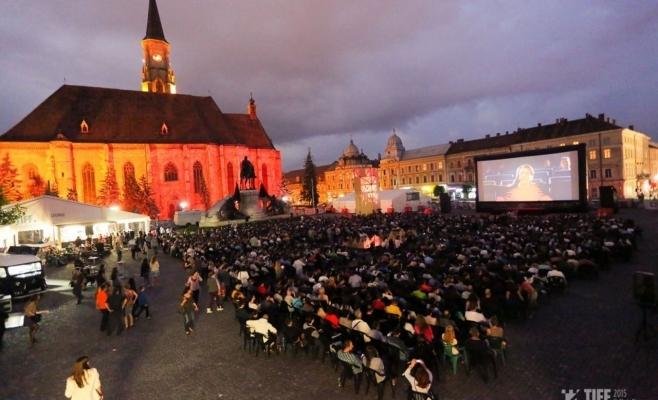 Începe TIFF. Clujul se transformă într un platou de filmare.
