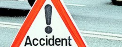 Accident  GRAV pe strada Regele Ferdinand