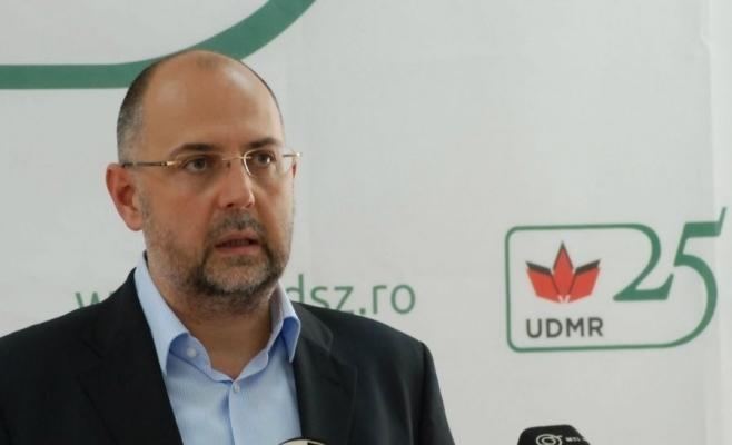 Kelemen Hunor, preşedintele UDMR: Îi voi transmite preşedintelui îngrijorarea faţă de isteria antimaghiară extrem de violentă
