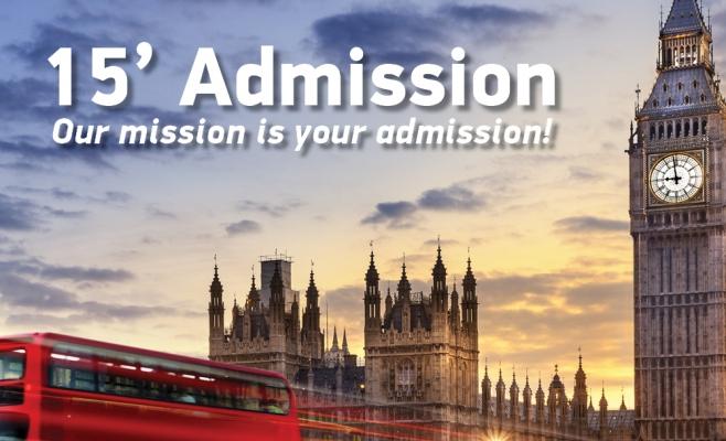 Universitățile din străinătate anunță deschiderea sesiunii de admitere în 15 minute (P)