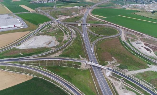 Vom merge din toamnă, de la Cluj-Napoca la Aiud, pe autostradă?
