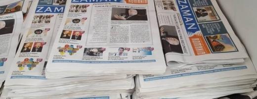Ziarul Zaman România va contesta în termenul legal amenda dată de Poliția Locală din Cluj-Napoca