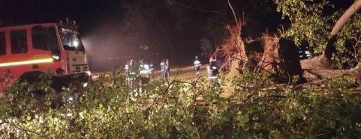 Furtuna de la Bulz. O femeie rămâne internată la Cluj