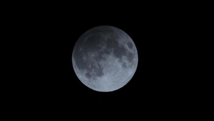 Eclipsă parţială de Lună luni seara, vizibilă şi din ţara noastră  sursa foto romaniatv.net