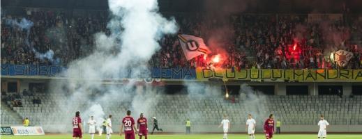 CFR Cluj-U Cluj, sursă foto: cjsport.ro