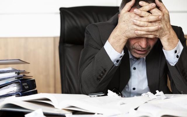 Cât este de nociv pentru sănătate un loc de muncă nesatisfăcător