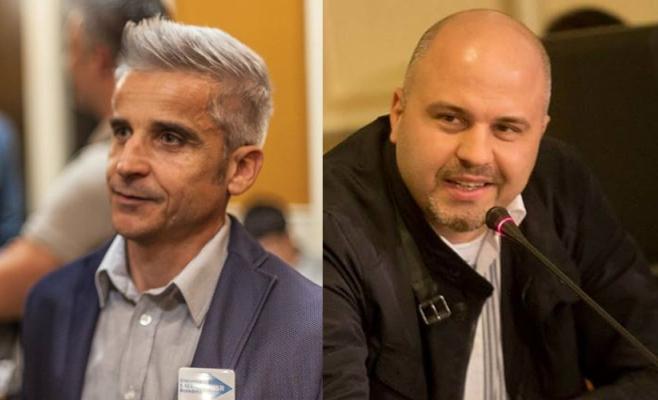 Elek levente şi Emanuel Ungureanu