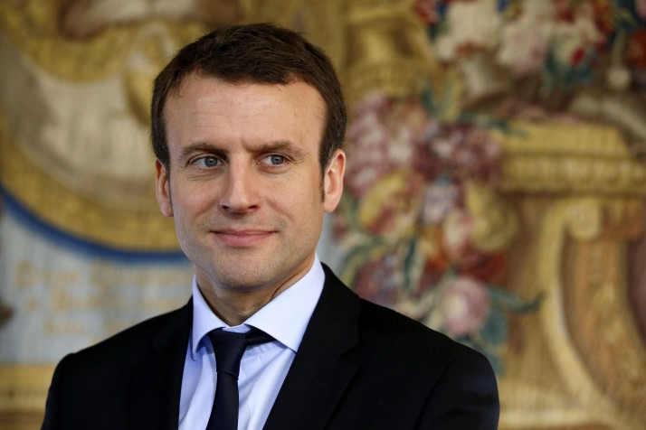 Preşedintele Franţei, Emmanuel Macron, vine joi în vizită în România