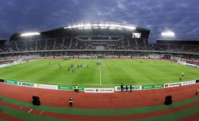 Cluj Arena a intrat în faliment