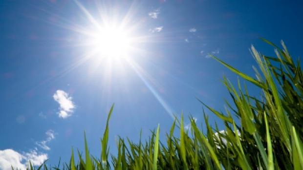 Vremea va fi călduroasă în ultimul week-end de vară