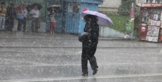 Alertă meteo -Meteorologii au emis o informare de ploi valabilă de sâmbătă până luni