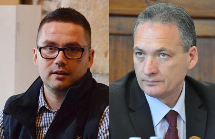 Gabriel Oniga si Alexandru Cordos