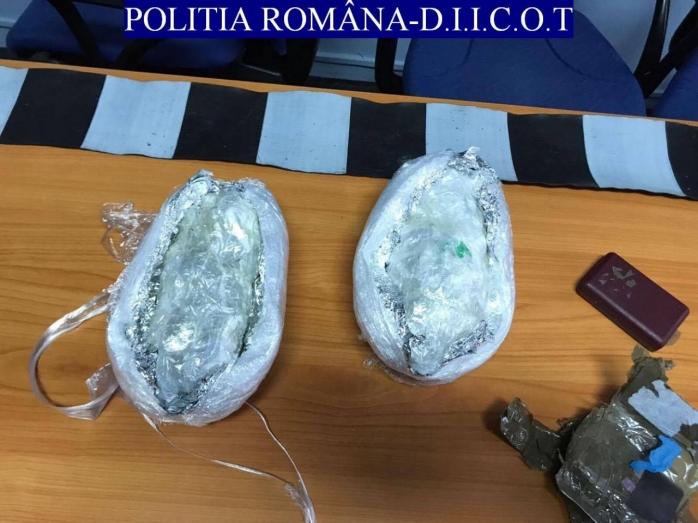 Clujean reţinut de poliţişti pentru trafic de droguri