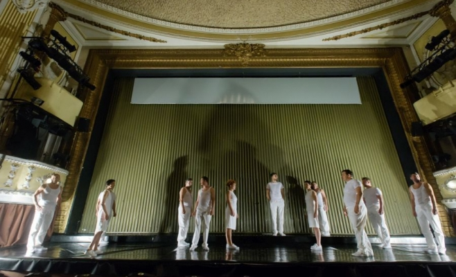 Spectacolul Teatrului Maghiar de Stat Cluj ''Julius Caesar'' deschide Festivalul de Arte Performative de la Seul