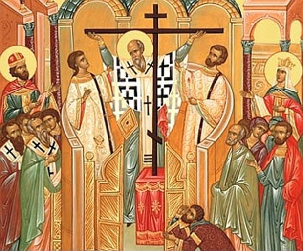 Înălţarea Sfintei Cruci - Mare sărbătoare în calendarul ortodox, pe 14 septembrie, denumită şi Ziua Crucii. Tradiţii şi obiceiuri