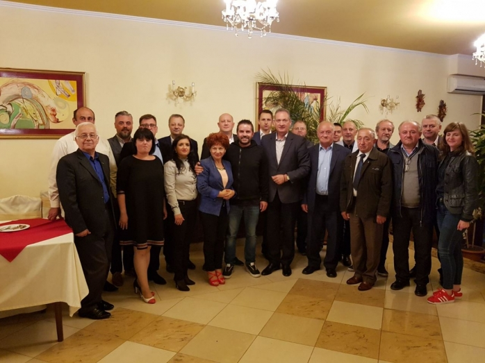 Liderii PRU din Nord Vestul Transilvaniei s-au întâlnit la Cluj