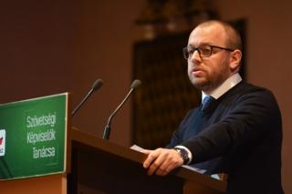 Reprezentanţii UDMR s-a întâlnit la Cluj cu ministrul de Externe al Ungariei Szijjártó Péter