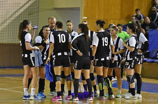 sursă foto: U Cluj handbal feminin