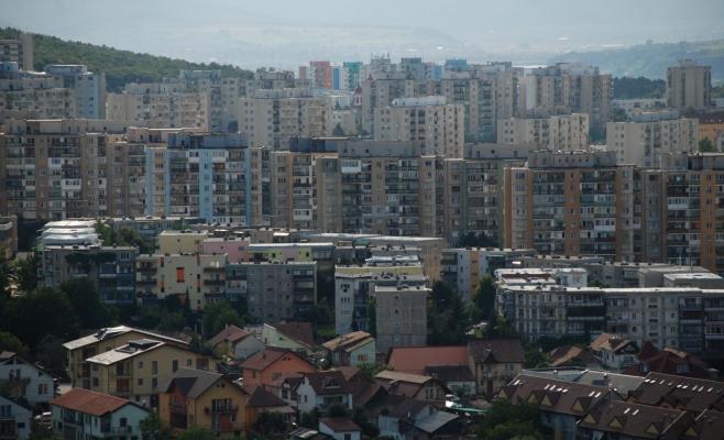 Explozie de preţuri în zona imobiliară. Clujul este, de departe, oraşul în care locuinţele s-au scumpit cel mai mult.