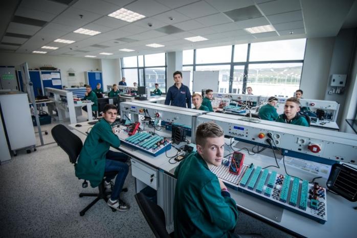 Bosch a inaugurat un Centru de Training la Jucu