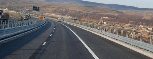 Trafic restricţiomat pe autostradă, între Câmpia Turzii şi Turda  sursa foto someseanul.ro