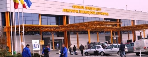 Prefectul Clujului a atacat hotărârea CJ Cluj privind aeroportul